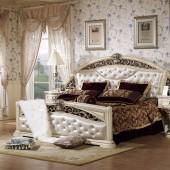 Классические тренды при оформлении спальни