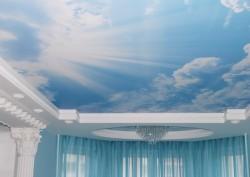 Небо вместо потолка