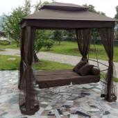 Обустройство площадки для отдыха на даче