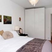 Оформление маленькой спальни в стиле модерн