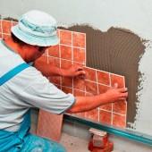 Ремонт квартиры: Как положить плитку