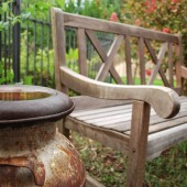 Садовые скамейки: Выбираем с умом