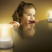 Светодиодные ленты как самое безопасное освещение детской комнаты