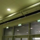Тепловая завеса, или Как создать тепло в доме?