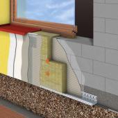 Внешнее утепление домов из пеноблоков и газобетона