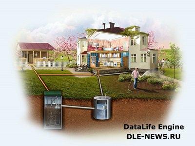 Автономная канализация для дачи: проектирование и устройство