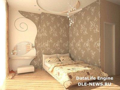 Декорирование стен текстилем: выбор материала, технологии