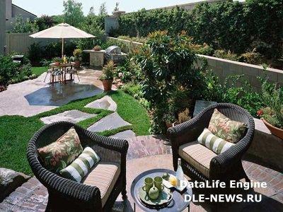Испанский вариант дома-огорода
