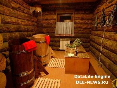 О строительстве русской бани