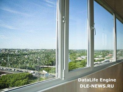 Остекление балкона и лоджии пластиковыми окнами