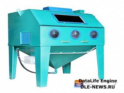 Пескоструйные камеры - камеры струйной очистки