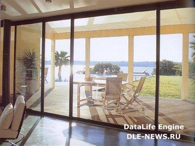 Раздвижные окна ПВХ для каждого помещения