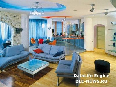 Роль цвета в дизайне интерьера