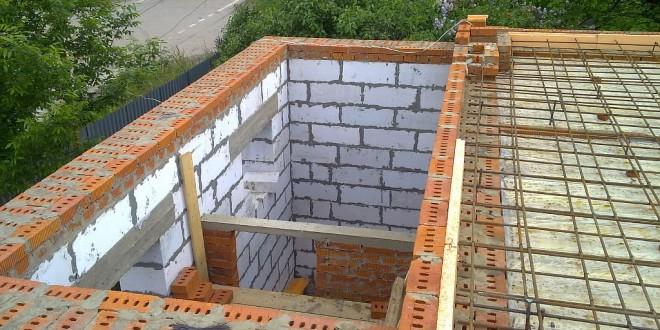Как построить дом из газоблоков своими руками проекты