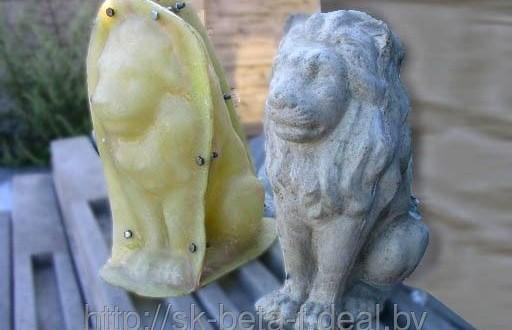 Форма для изготовления скульптур своими руками