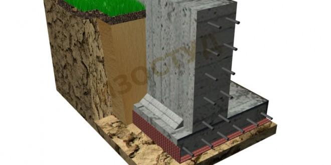 7 Расчёт просадки основания фундамента