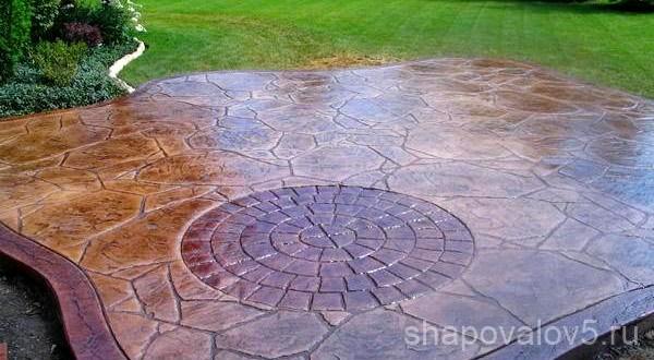 чем зажелезнить бетон на улице для защиты от разрушения