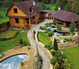 Грамотное проектирование дома на загородном участке