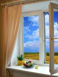 Об окнах