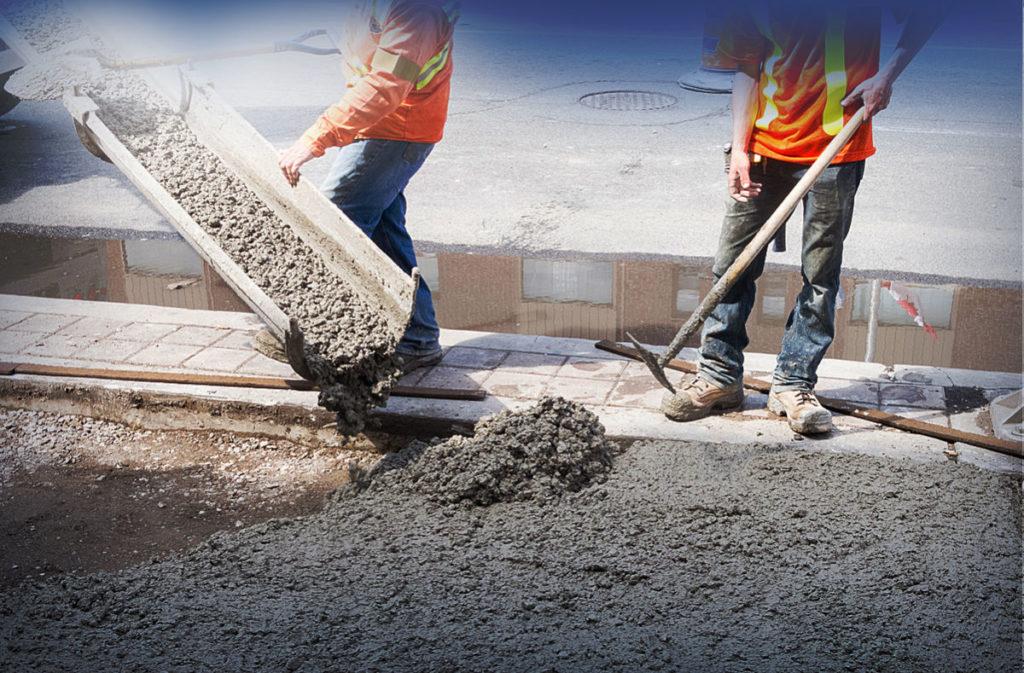 Особо тяжелые бетоны отливки из бетона