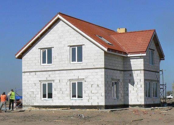 Ячеистый бетон