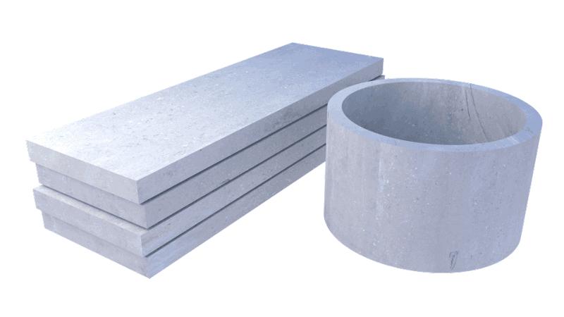Применение тяжелого бетона бетон отходы