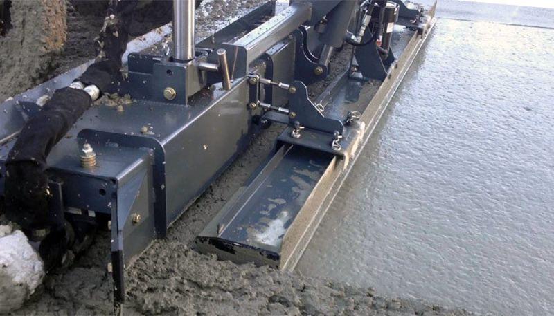 способы укладки бетона