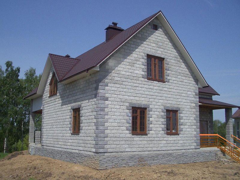Фасады домов фото отделка деревом