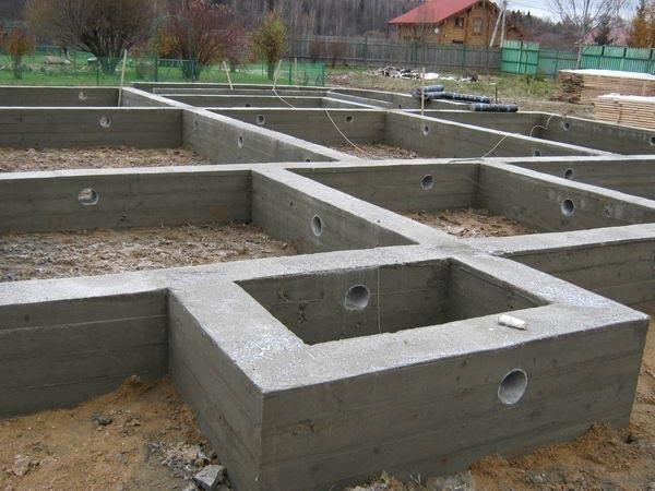 Каркас ленточный бетон краситель для бетона купить в астрахани