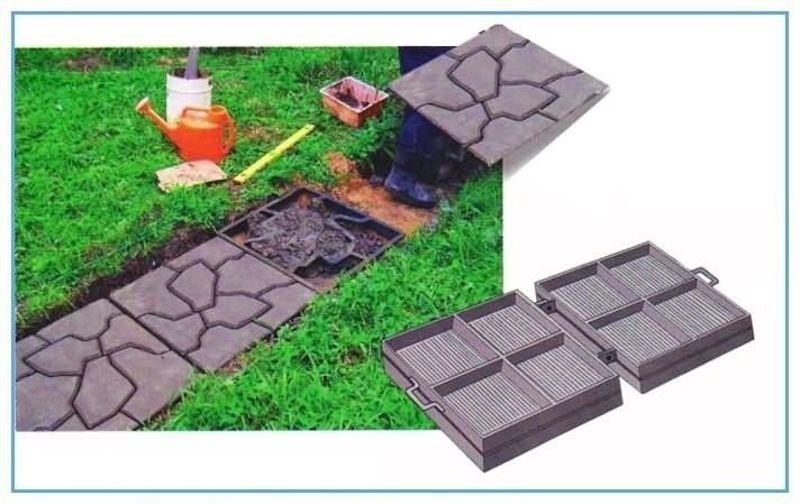 бетонные смеси для тротуарной плитки в домашних условиях