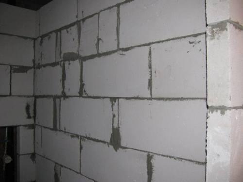 какие пеноблоки для стенок в квартире