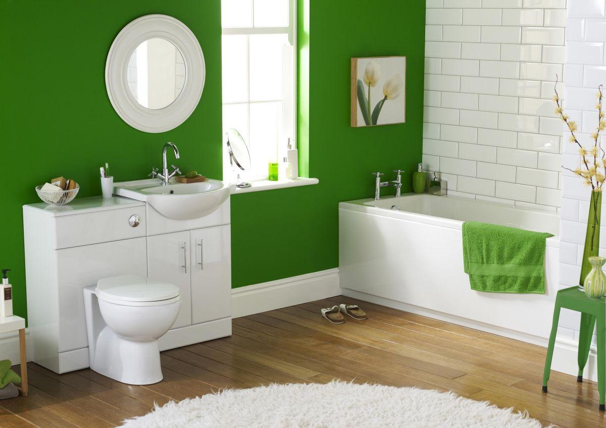 Modern bathroom paint colors