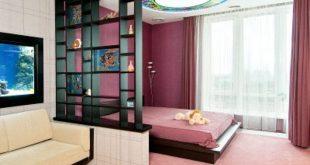 Как соединить гостиную и спальню