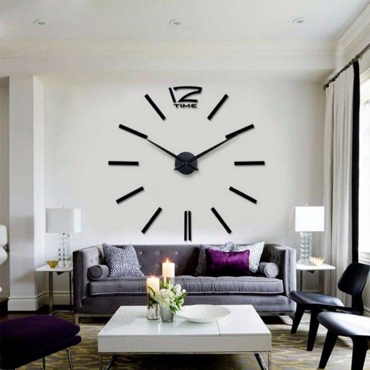 Выбор настенных часов в зависимости от интерьера