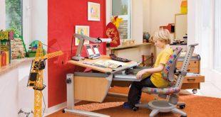 Освещения рабочего места в детской
