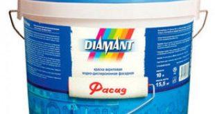 Серия красок «Diamant» от компании «Caparol»