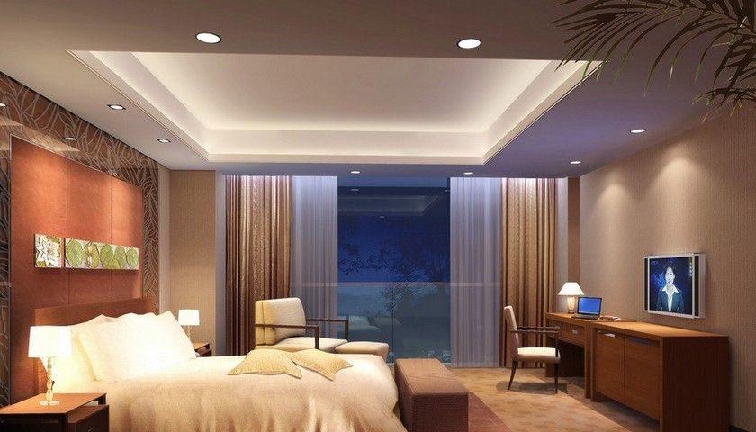 Оптимальное освещение в комнате