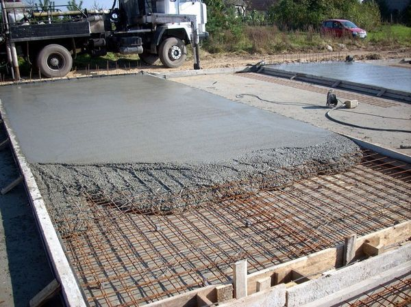 Монолитный бетон стоимость цемент м500 50 кг цена в москве