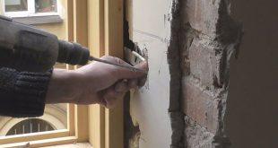 Как закрепить дюбель в рыхлой стене