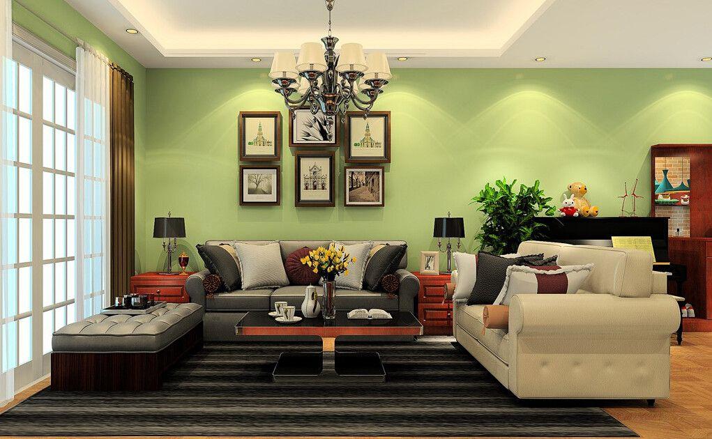 Цветовые решения для гостиной