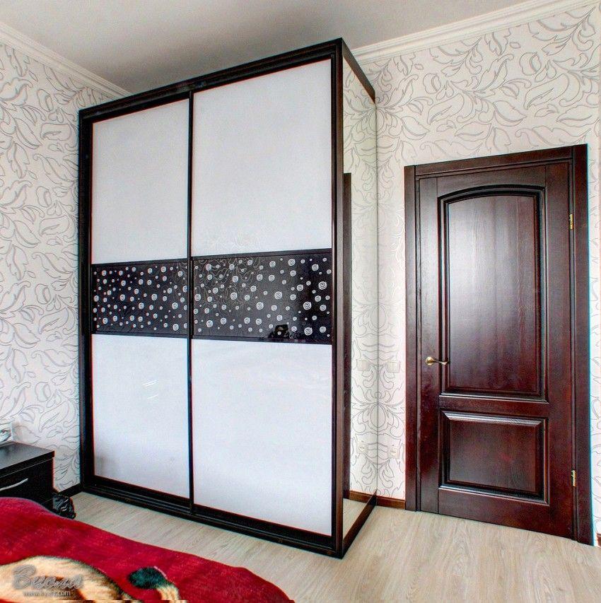 Шкаф-купе для спальной комнаты