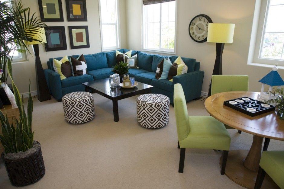 Выбор мебели для маленькой гостиной