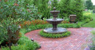 Как ухаживать за фонтаном в саду