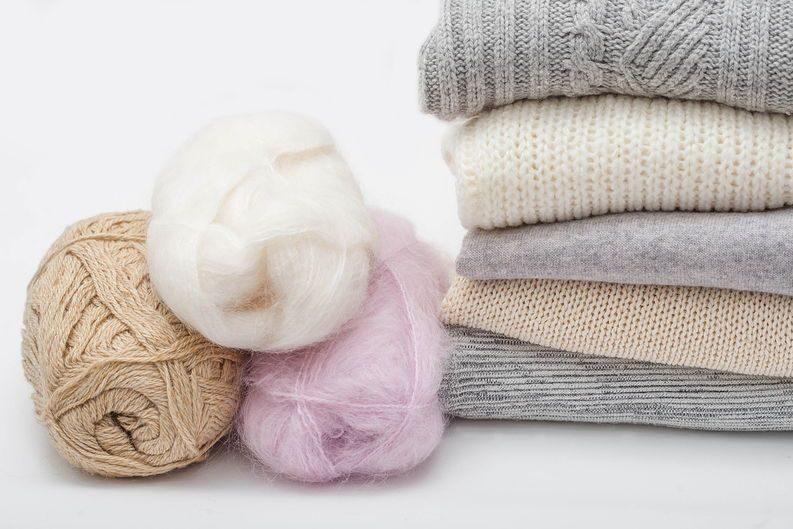Преимущества и особенности изделий из шерсти и кашемира